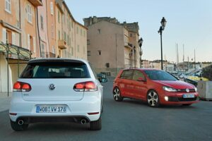 Six generations later, Golf remains VW's best seller.