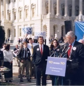 60 Plus Rally on Capital Hill