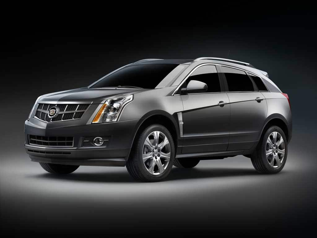 Cadillac To Give High Performance V6 To Srx Crossover
