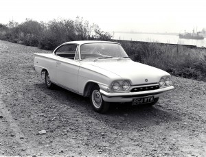 The Capri name has been in use since the earliest days at Ford.