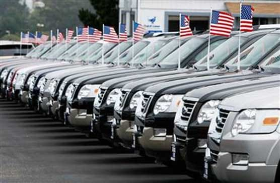 New Vehicle Sales Off in February
