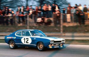 Ford Cologne-built Capri RS.