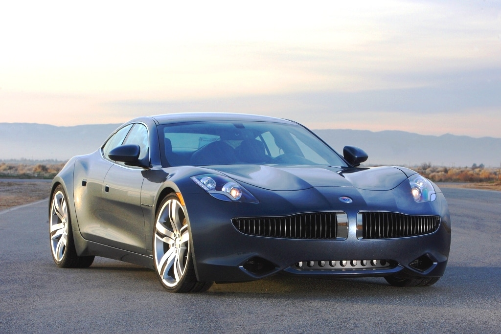 Fisker Recall Triggered by Potential Battery Fire