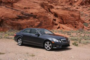 Gambling with success?  Actually, Mercedes is holding a winning hand with the completely remade 2010 E-Class sedan.