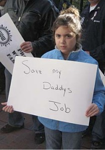 Photo Leticia Quesada, courtesy of UAW Local 2244