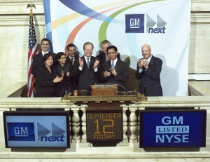 Ray Young and Company Employees Close New York Stock Exchange