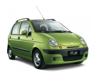 GM China Chevrolet Spark 2008