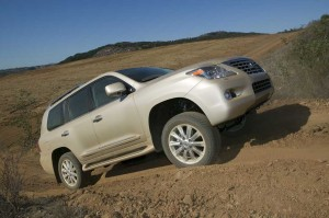 Detroit's Big Three makers made huge strides in quality, according to the latest J.D. Power Initial Quality Survey, but the single highest-quality product was the Lexus LX sport-utility vehicle.