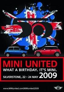 Mini 50th poster