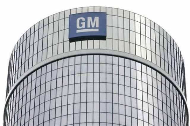Trump slams GM for shrinking its U.S. presence