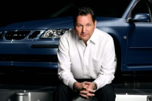 Bo Andersson, General Motors Group Vice President Global Purchasing
