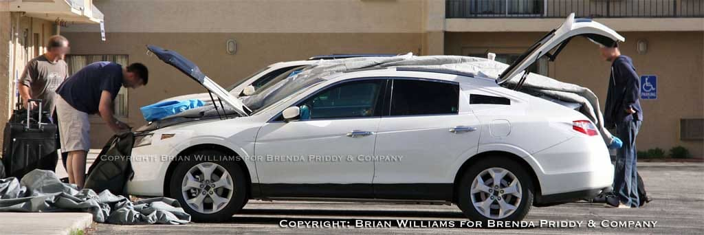 Spy Shots: 2010 Honda CrossTour