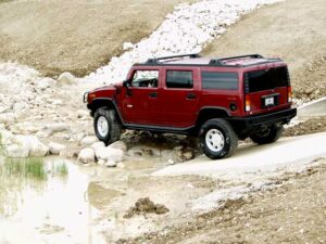 Hummer at the crossorads.  GM has signed a preliminary deal with a Chinese maker which hopes to take over the controversial SUV brand later this year.