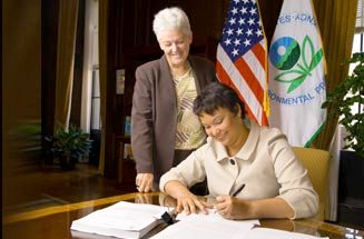 EPA Grants California's Waiver Request for Separate Emissions Standards