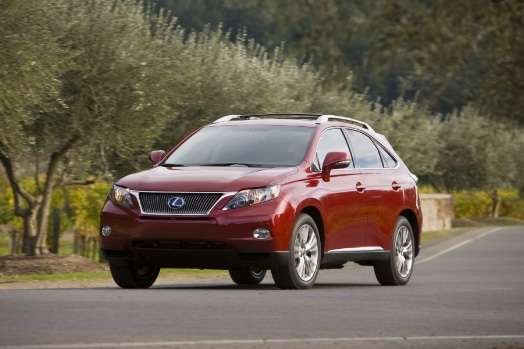 Lexus Facing New Unintended Acceleration Recall