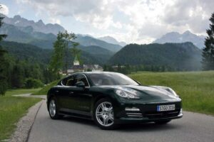 Porsche raised plenty of eyebrows when it announced plans to produce an all-new, four-door sports car, the Panamera.