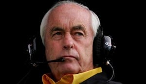 On or off the track, Roger Penske has a reputation for turning things to his advantage.