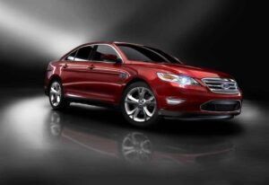 The 2010 Ford Taurus grabs the nod as the Best Family Sedan over $30,000 from Canadian auto writers.