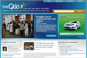 The Grio home page