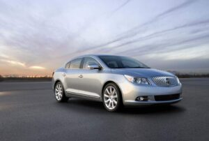 The launch of the 2010 Buick LaCrosse is critical to Buick's future - and GM's - but shouldn't the marque also be getting some small cars, as well, asks columnist Mike Davis.