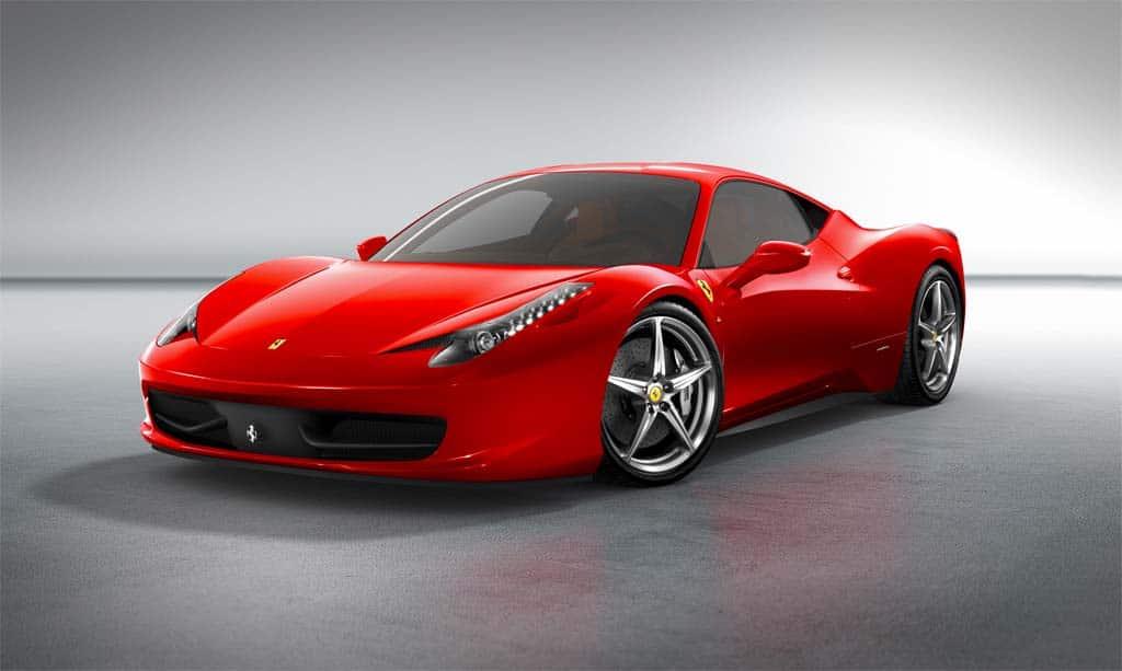 Sneak Peek: 2010 Ferrari 458 Italia