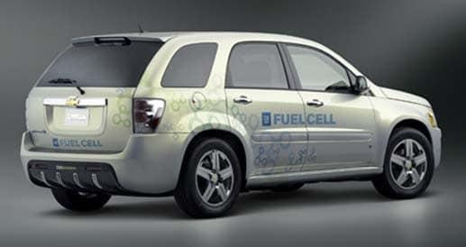 GM Fuel Cell Program at Risk