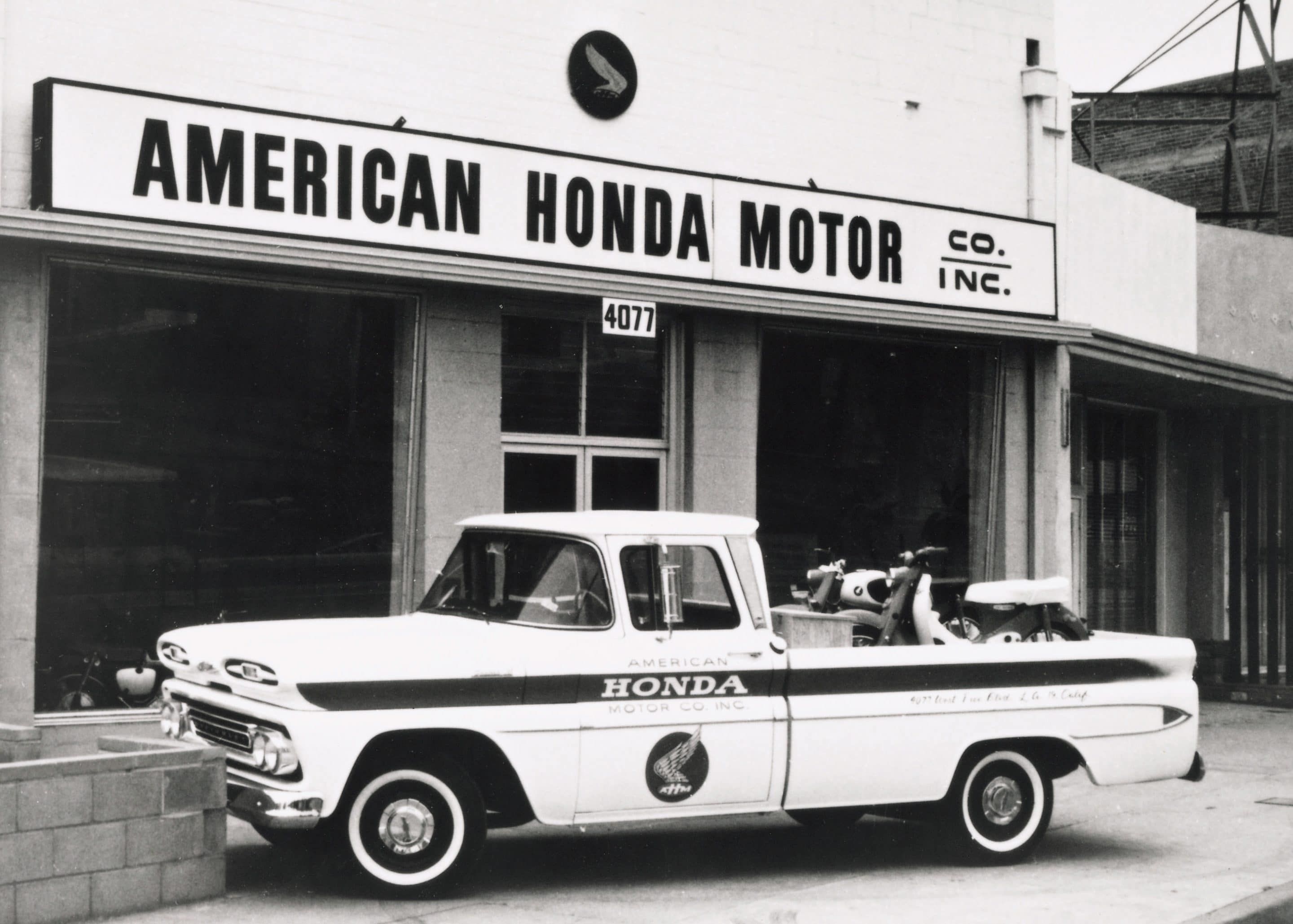 milestones 50 years of american honda