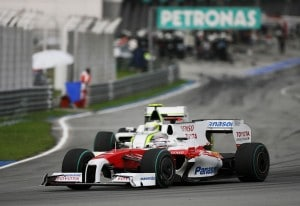 Last year for loss making Toyota in ultra-expensive F1?