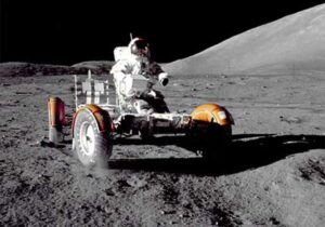 The most famous electric vehicle in history, the Lunar Buggy was the result of an intense effort that, in today's dollars, cost $100 billion. Do we have the will - and the cash - for the equally challenging effort needed to produce a viable, cost-competitive EV for Planet Earth?
