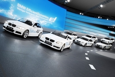 Sneak Peak: The BMW Group at Frankfurt 2009