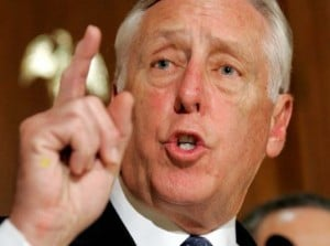 "House Majority Leader Steny Hoyer is one of those calling for the reinstatement of thousands of dealers ""fired"" by GM and Chrysler."