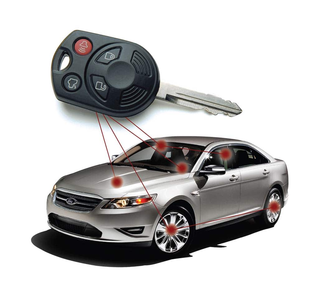 Ford Hands Radio Control To Parents