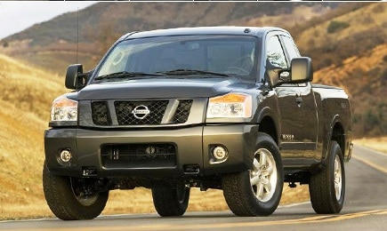 Nissan Turns to Cummins, Feds to Help Develop Diesel for Titan Pickup