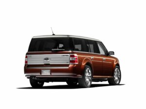 "The 2009 Ford Flex was one of 5 segment winners for Ford, which was also named ""Most Improved"" automaker."
