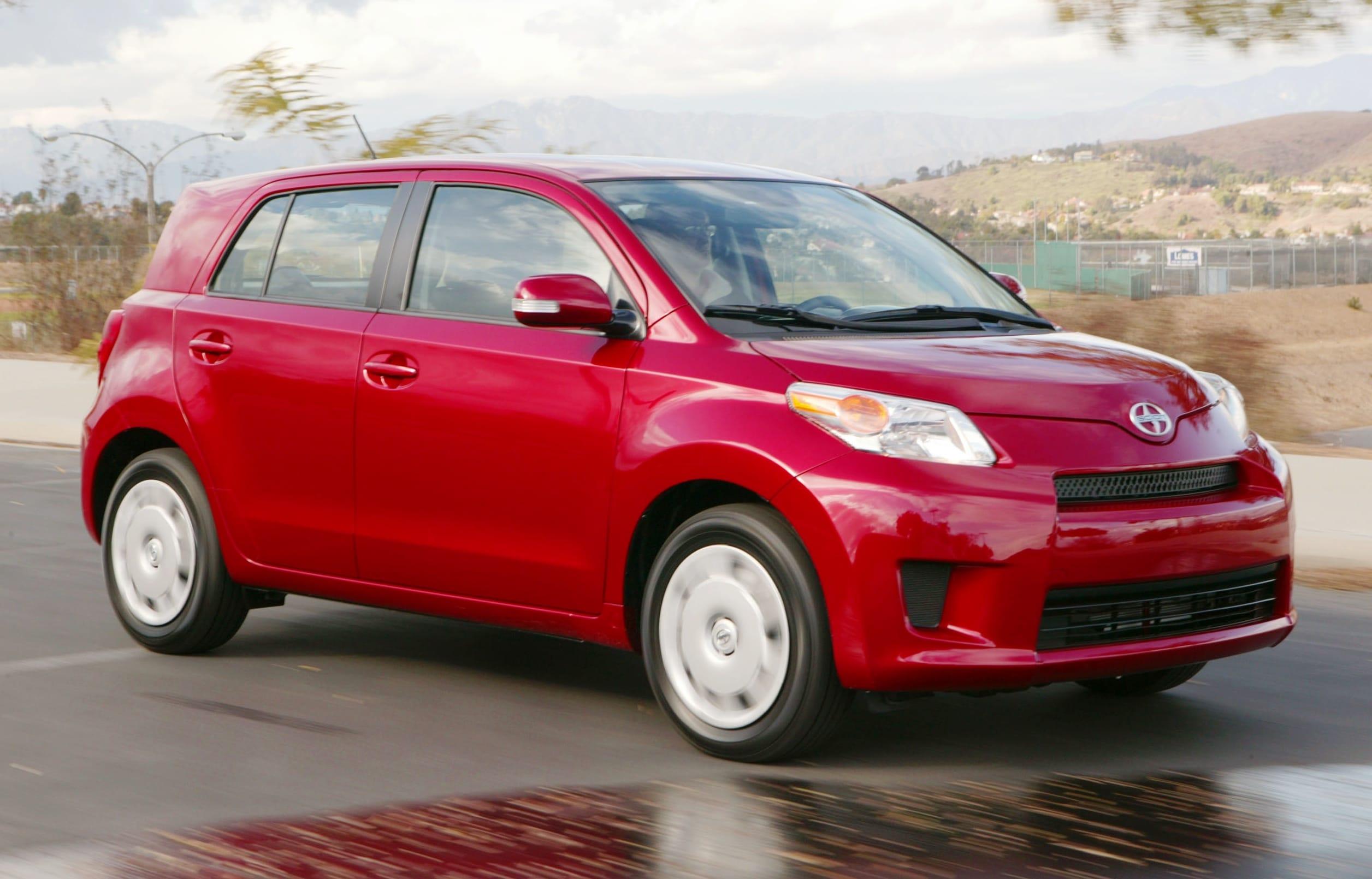 Toyota Recalls Corolla, Matrix and Scion xD models