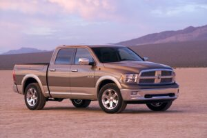 The Dodge Ram boys are moving to a new ad agency.