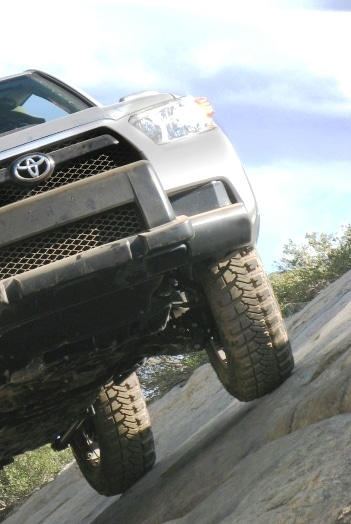 Toyota Hit by Rollover Lawsuit