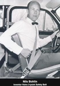 Nils Bohlen of Volvo