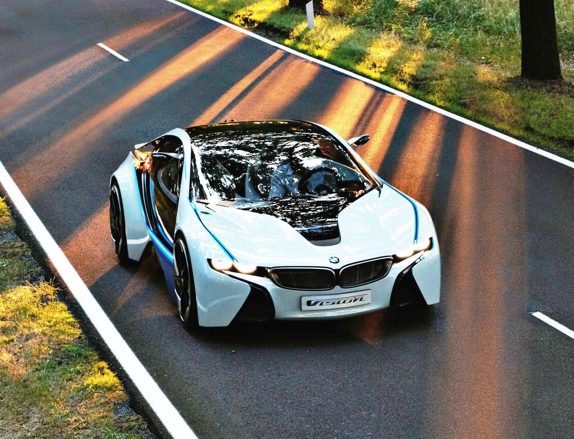 BMW Vision 2011