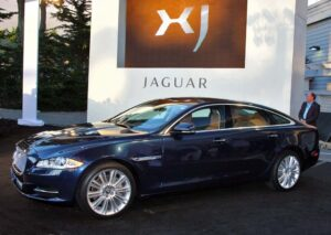 No more playing it safe.  After 40 years, Jaguar is betting it's time for an all-new look for the 2010 XJ sedan.