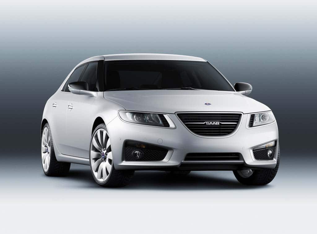 First Look: 2010 Saab 9-5
