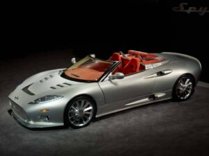 With the addition of the new Aileron Spyder, the Dutch supercar maker, Spyker, hopes to gain real traction in the market.