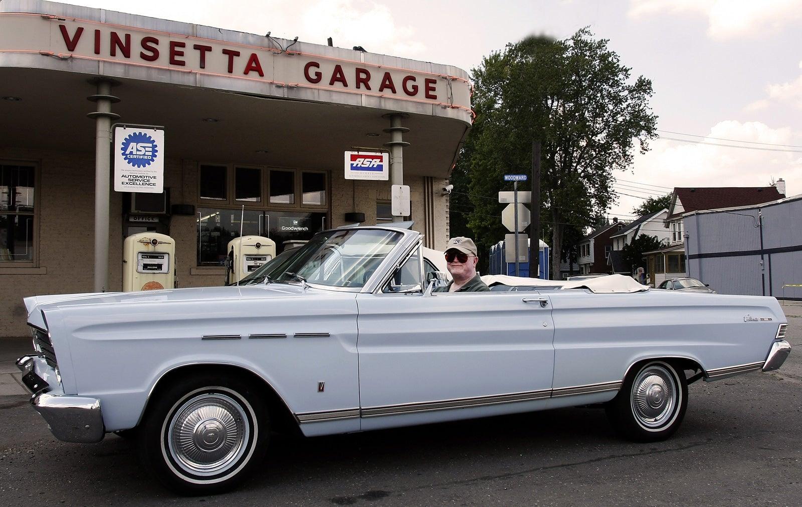 Big Change in Store for Classic Woodward Dream Cruiser Garage