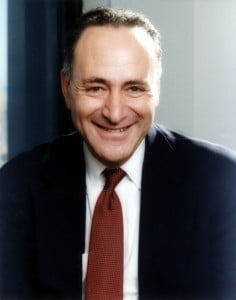 Senator Charles Schumer Taxpayer Financed Portrait