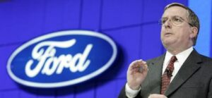 It will take great product, as well as cost-cutting to yield a sustainable turnaround, cautions Ford CFO Lewis Booth.