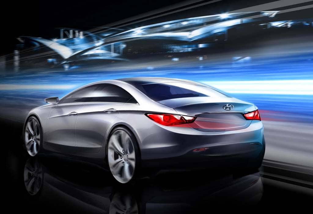 First Look: 2011 Hyundai Sonata | TheDetroitBureau.com