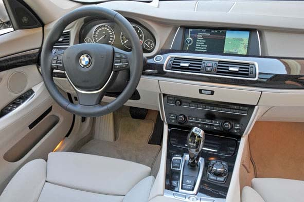 First Drive BMW I GT TheDetroitBureaucom - 2010 bmw 535i gt