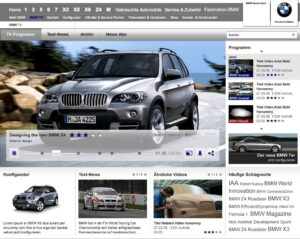 Following the successful completion of the two-year beta phase, BMW's extended IPTV offering (www.bmw.tv) went online on August 26, 2009.