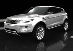 Land Rover will turn the LRX concept into a 2011 Range Rover that it promises will be the smallest, lightest vehicle it has ever produced.
