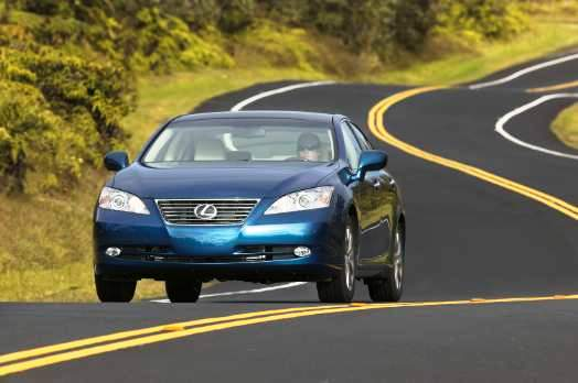 Lexus still atop the dependability mountain